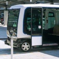 Austin-Bergstrom airport debuts driverless shuttle pilot