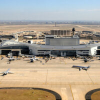 DFW Airport considers driverless shuttles for parking lot