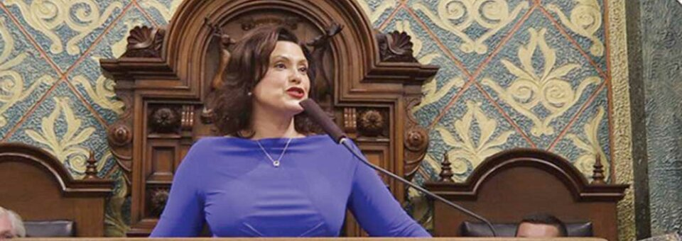 Michigan Gov. Gretchen Whitmer announces partnership with Mobileye