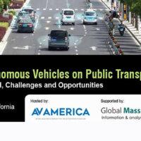 2nd conference on Impact of Autonomous Vehicles on Public Transport