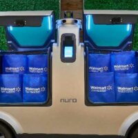 Walmart partners with self-driving startup Nuro to test autonomous grocery delivery in Houston