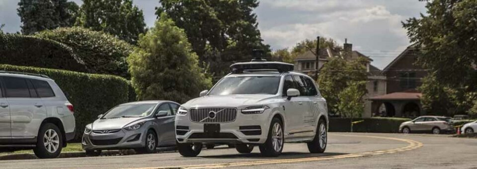 Uber is bringing its self-driving cars to Washington, DC