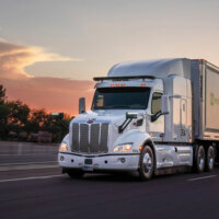 TuSimple partners with supplier ZF to mass produce self-driving truck tech