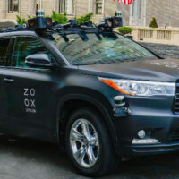 Amazon said to be in talks to buy self-driving startupZoox