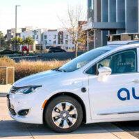 Autonomous vehicle startupAutoX lands driverless testing permit in California