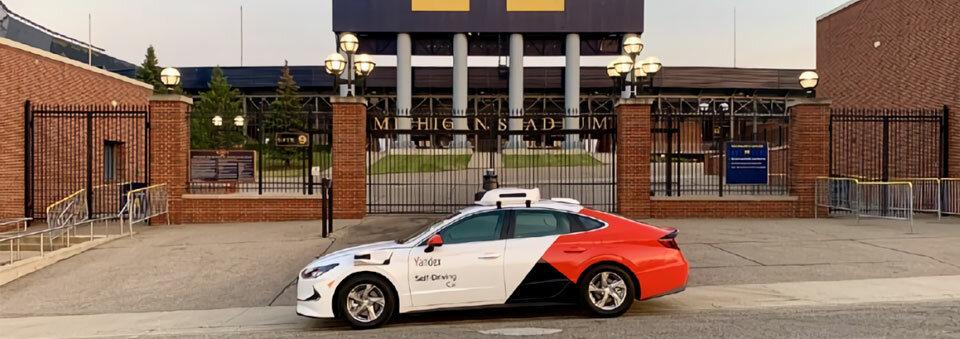 Yandex begins testing self-driving cars in Michigan