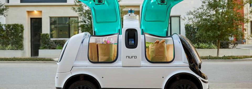 Self-driving delivery firm Nuro raises $500 million as COVID-19 boosts e-commerce