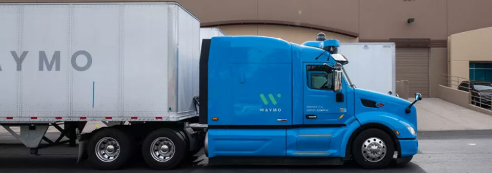 Waymo and Daimler are teaming up to build fully driverless semi trucks