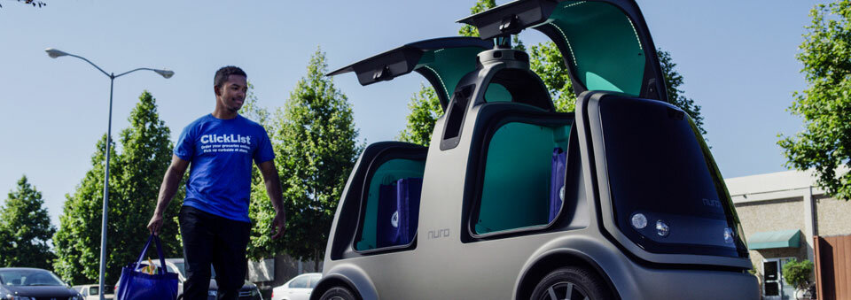 Nuro can now operate and charge for autonomous delivery services in California
