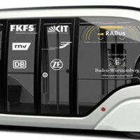 Autonomous buses to be trialled in Germany