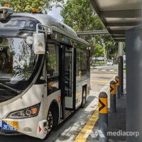 Trial of commercial autonomous buses to run at Jurong Island, Science Park 2 until end-April