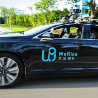Autonomous vehicle startup WeRide raises $320 million