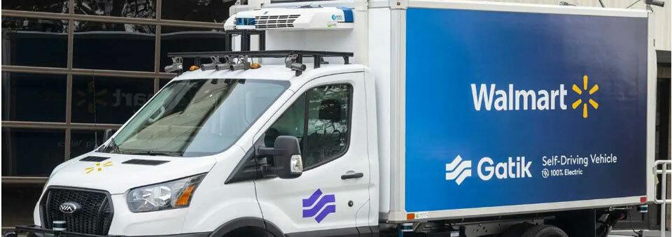Gatik brings electrification to its autonomous trucking efforts