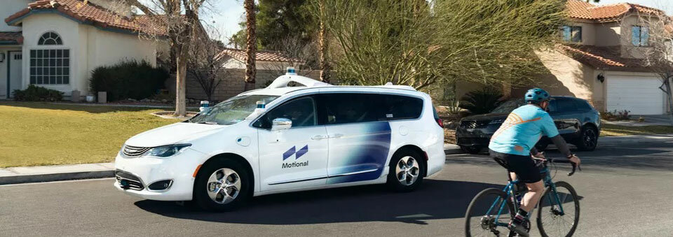 Motional is now testing fully autonomous vehicles in Las Vegas