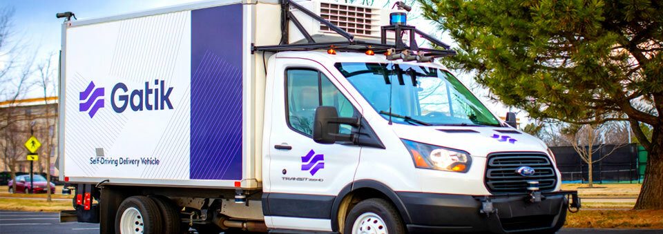Gatik to winterize self-driving box trucks through partnership with Ontario government