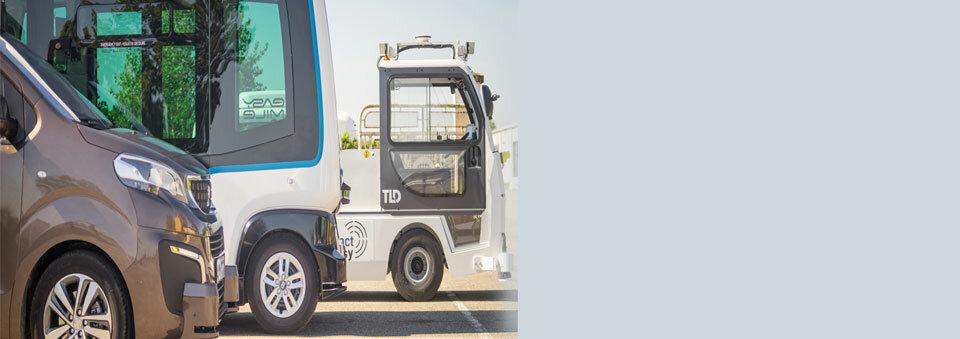 EasyMile raises $66M for its autonomous people-and-goods shuttles