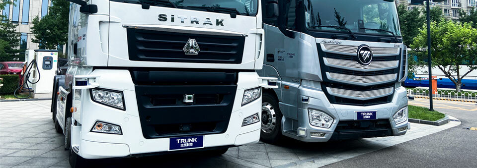 Trunk.tech green-lighted by Beijing to make autonomous truck road tests