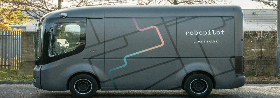 Arrival Van completes first autonomous ride without driver, road tests to follow
