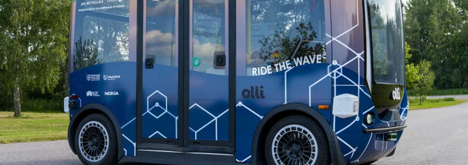 Longest AV shuttle route in North America launches in Canada