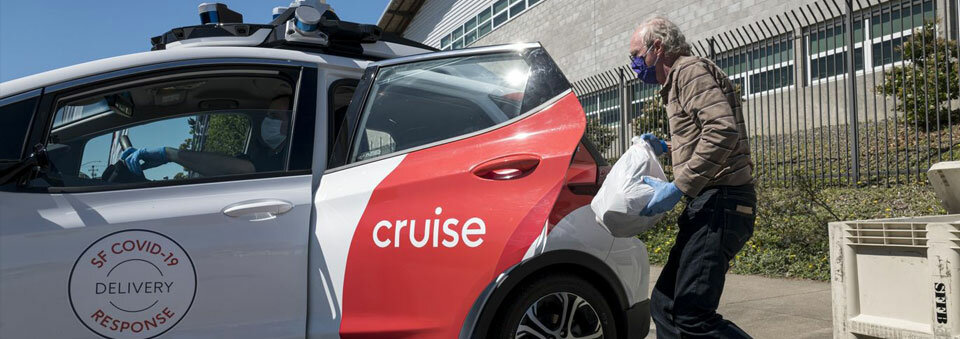 GM-backed Cruise sees robotaxi unit growing past $50 billion