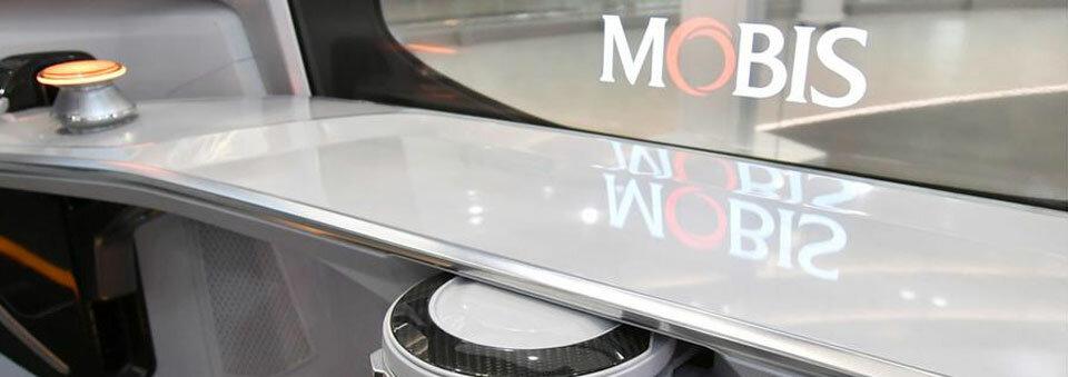 Hyundai Mobis reveals foldable steering wheel